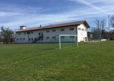 Bild Vereinsheim Frühjahr