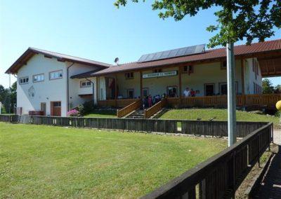 Bild Vereinsheim 2011